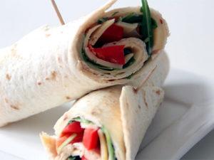 Sandwiches en Wraps